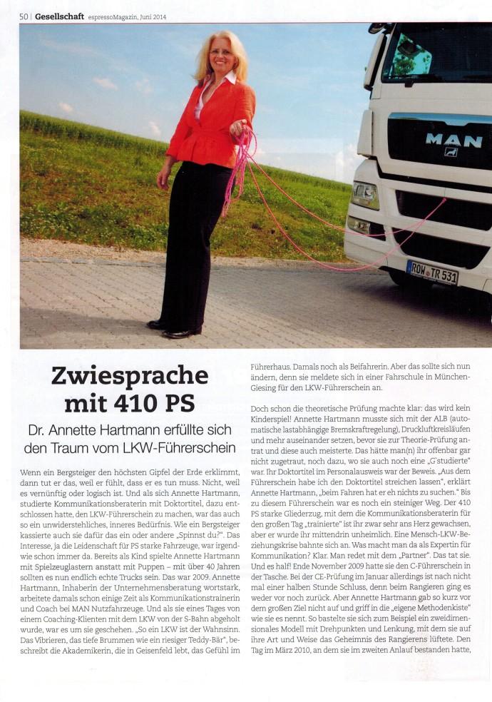 Espresso Magazin 6, 2015, S. 50